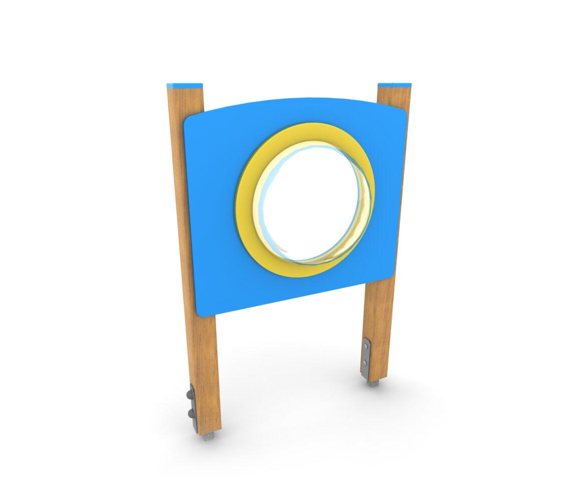 Panel zabawowy edukacyjny na plac zabaw panel sensoryczny bulaj