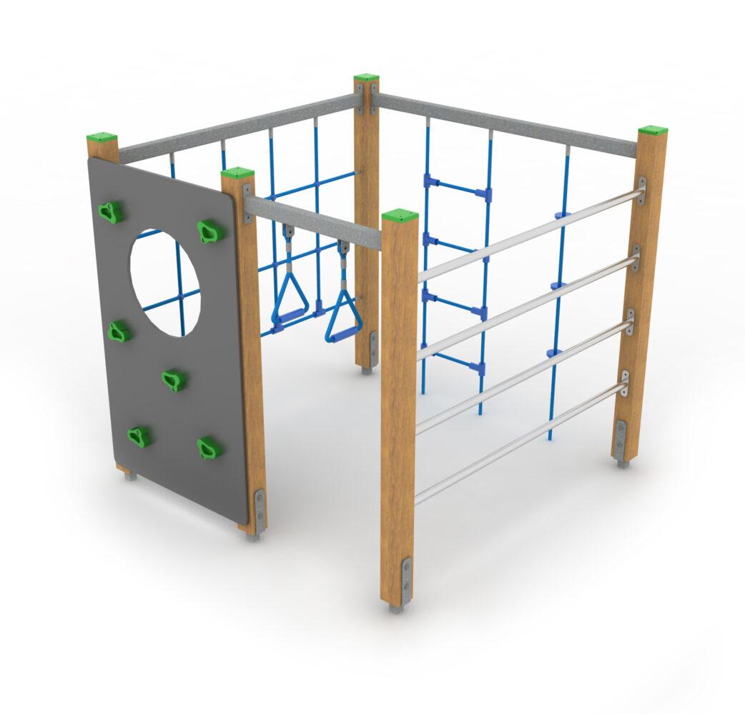 Place zabaw sportowe sprawnościowe z atestem