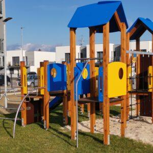 Drewniane place zabaw producent certyfikowanych placów zabaw indywidualna realizacja placów zabaw